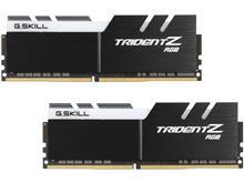G.SKILL TridentZ RGB DDR4 16GB 3200MHz CL16 Dual Channel Desktop RAM